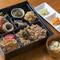 旬の島野菜と自慢の豆腐を堪能できる『喜色御膳』