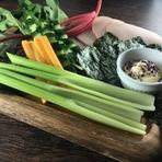 野菜のマキマキ野菜スティック