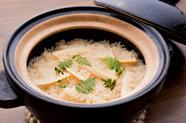 美味しいお米を更に美味しく『季節の炊込み』(二合)