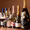 シェフが日替わりで選ぶ、おすすめのグラスシャンパン・ワイン