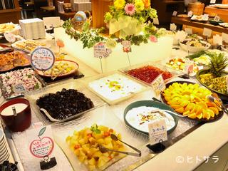 旬菜創作ビュッフェ 露菴(ろあん)桑名店の料理・店内の画像2