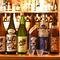 特選純米を中心に、全国から届く季節の地酒を堪能する