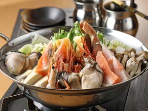 北海海鮮鍋