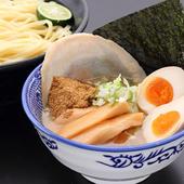 超濃厚スープに極太麺が絶妙な『つけめん』