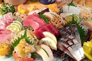 全国の漁港と直接交渉『刺身の盛り合わせ』