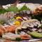 広島の海の幸、山の幸を囲んで過ごす楽しい宴の時間