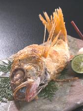 一度は食べたい逸品! 人気の高級魚を3通りの調理で味わえる『のど黒一本うり』