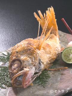 魚匠庵の料理・店内の画像1