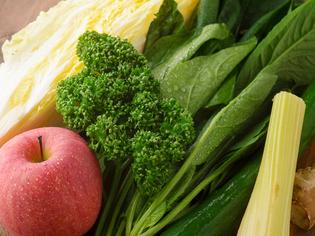 普段摂ることの難しい「野菜」や「果物」を気軽にたっぷりと