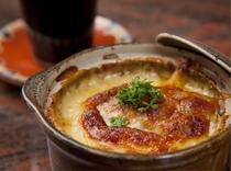 チーズたっぷりオニオングラタンスープ(11月~5月限定)