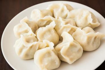 本場中国の味を再現した『水餃子 水ギョーザ』