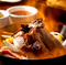 丸鶏の炭火壷焼きローストチキン(Half)