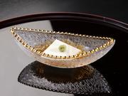 胡麻豆腐 御造り 八寸 蒸し物 旬の物 揚げ物 焼き物(牛ステーキ等) 御飯 御吸い物 デザート