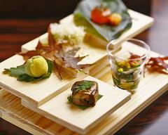 厳選食材を使った旬の料理をご堪能いただける会席コース。