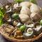 淡路島や近隣から集めた新鮮でおいしい食材