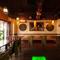 エキゾチックなアジアンテイストの空間で、ゆったりと食事を満喫