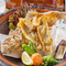 日本の海を熟知した料理長が目利きした食材は逸品揃いです