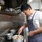 「本物の料理」を追求し、上質な素材を使った料理を提供