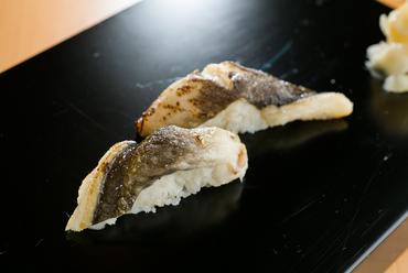 地元の仙台朝市で取れた新鮮な『あなご』は素材の風味を生かした絶妙の味で、口の中で柔らかくほどけます
