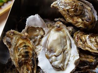 石巻より朝獲り直送『牡蠣のカンカン焼き』