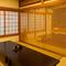 シンプルで清楚な趣きの個室は、宴会やお食事会にもおすすめ