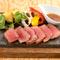 上質なヒレ肉がステーキ感覚で食べられる『上牛ヒレ炙り焼』