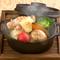 鹿児島産黒豚と季節のお野菜が美味しいオーブン焼きもおすすめ