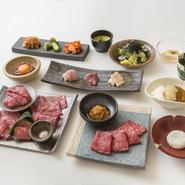 女性のお客様も大歓迎です。少し贅沢な女子会はいかがですか。五反田で、完成度高く充実の料理を贅沢にお楽しみいただけます。