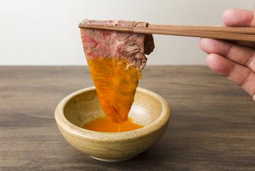 クラシタのすき焼き(卵・一口ライス付)