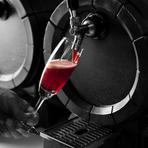 甘口の赤の泡『樽生スパークリングワイン』