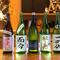 つくり手が見える酒蔵から厳選された種類豊富な日本酒