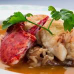 魚介の旨みが凝縮した『海の幸のスープ リゾット添え』