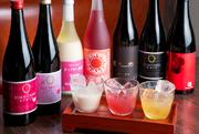 お好きな果実酒3種類が選べる、お得な飲み比べセット