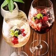 季節の果物と自家製の蜂蜜レモンがたっぷり入ったデトックスソーダ/カシス・アプリコット・ライムミント・ブラッドオレンジ・グリーンアップル・サングリア