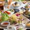 新年会・歓送迎会を落ち着く空間で旬の食材を使ったお料理と共にお楽しみください(要予約)
