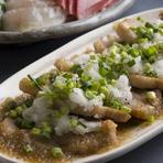 肉厚の豚肉と大根おろしが絶妙なバランス『トン・トン・トンのおろしのせ』