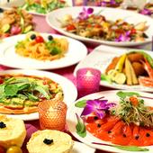 逸品料理の数々 リーズナブル価格で提供