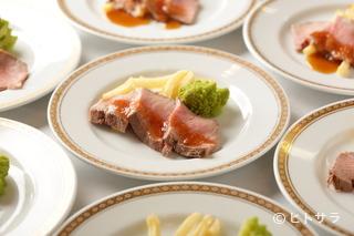 喜山倶楽部の料理・店内の画像1