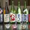 東北6県の地酒などもご用意。無添加オーガニックワインも