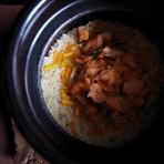 河豚鍋と松茸のコース(10月限定)