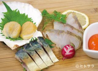 すしバルK字路の料理・店内の画像1