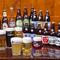 地ビールも輸入ビールも豊富