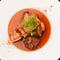 豚バラ肉の赤ワイン醤油煮