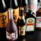 単品にも付けられる、70種類以上のお酒が飲める飲み放題プラン