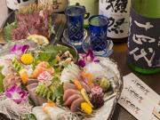 旬菜鮮魚と旨い酒 八右衛門