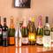 スペイン産を中心に、料理と相性の良いワインが充実
