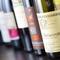ワインはフランス産限定。主要産地の飲み比べもできます