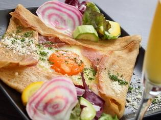 埼玉産のヨーロッパ野菜を使用。地産地消を心がけています