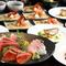 お料理9品に飲み放題がついた『華コース』で華やかな宴席