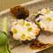 その季節に一番おいしい茄子を使ったちょっと洋風テイストの田楽『茄子のチーズ田楽』